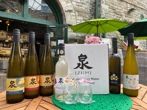 Signature Mixed Case (Comes with free 2 Izumi sake glasses)