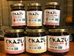 OKAZU(CURRY MISO) 125ml