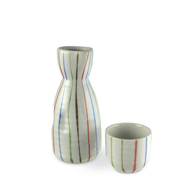 Sakeware set S (Stripe)