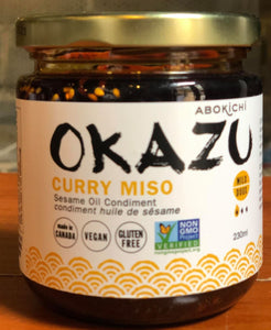 OKAZU (CURRY MISO) 230ml