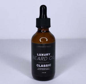 """CLASSIC"" Luxury Beard Oil"