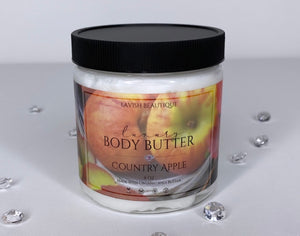 """COUNTRY APPLE"" Luxury Body Butter"