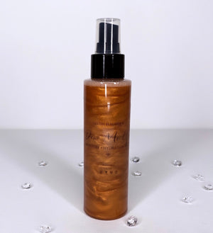 """DEW ME UP"" Shimmery Hydrating Botanical Mist"