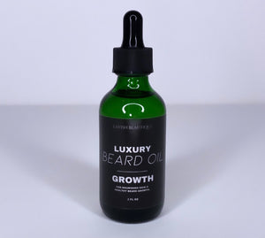"""GROWTH"" Luxury Beard Oil"