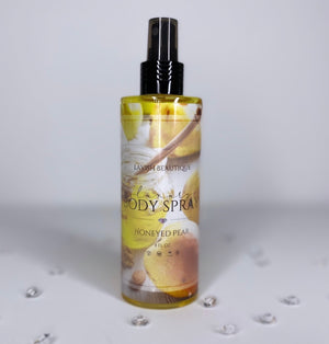 """HONEYED PEAR"" Luxury Body Spray"