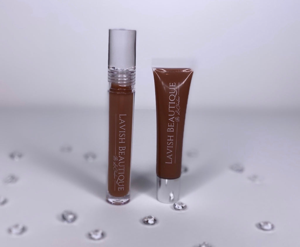 """HOT COCOA"" NUDE Lip Gloss"