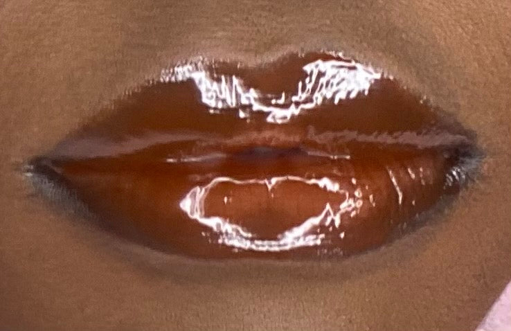 """CHOCOLATE MOUSSE"" 8OZ NUDE Lip Gloss Base"