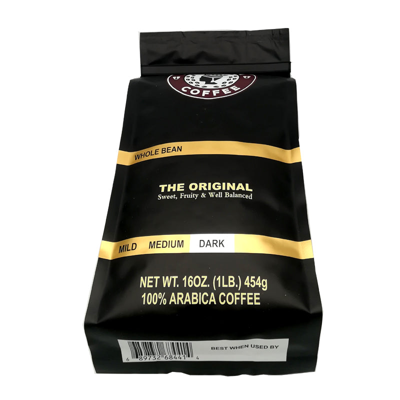 THE CHICAGO GROUND DARK (1LB, DARK ROAST, Ground)