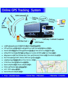 DPS Map Online GPS Tracking System