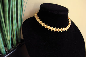The Christina Vintage Choker