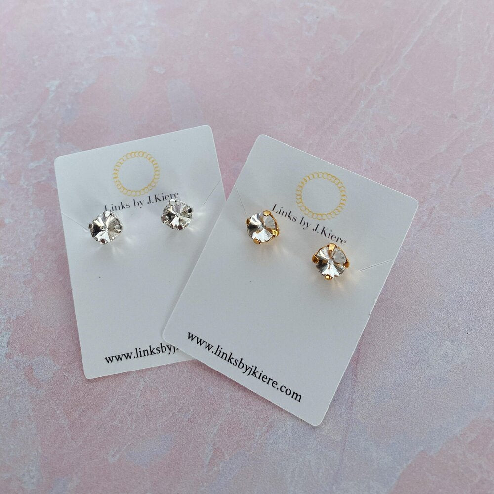 The Morgan CZ Earring