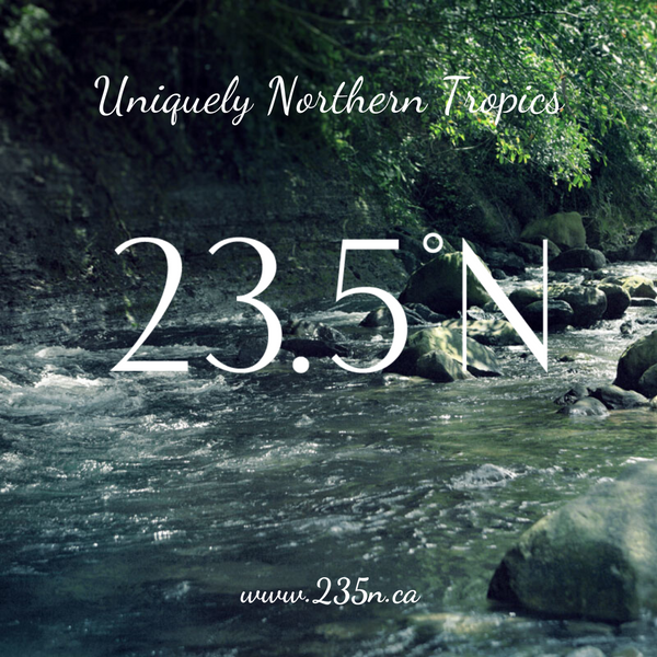 Welcome to 23.5°N Skincare Canada!