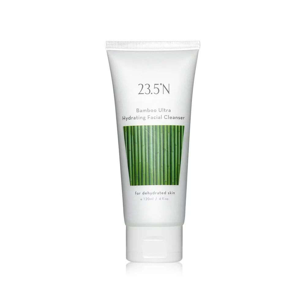 23.5°N Bamboo Ultra Hydrating Facial Cleanser