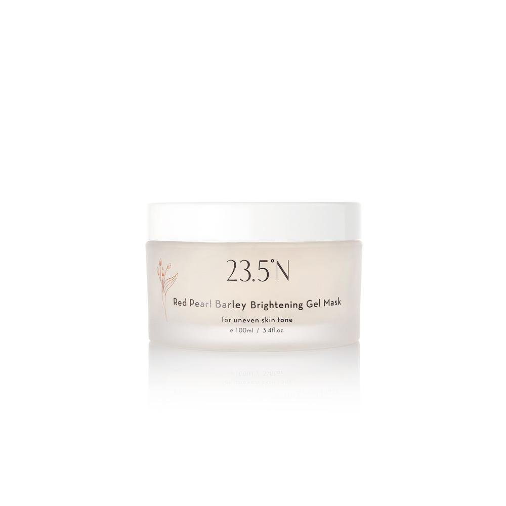 23.5°N Red Pearl Barley Brightening Gel Mask