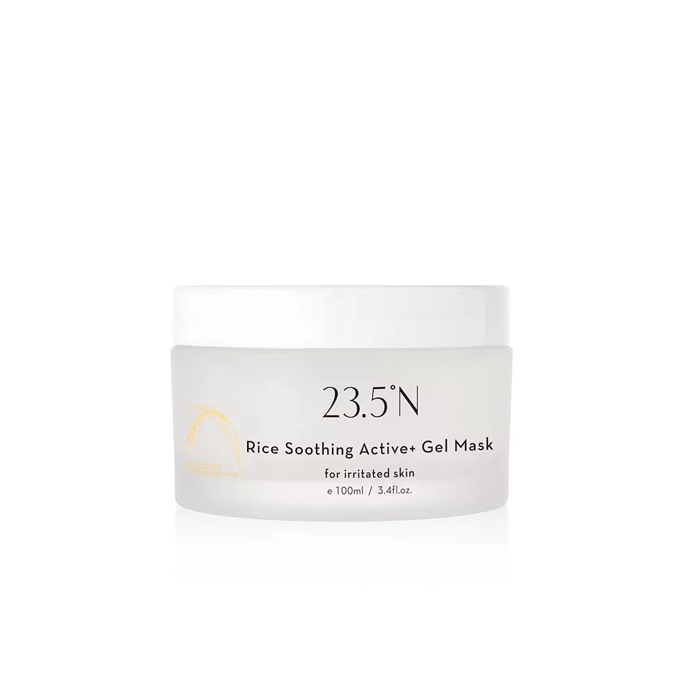 23.5°N Rice Soothing Active Gel Mask