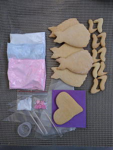 Icing Kit 3 Dress me up Princesses