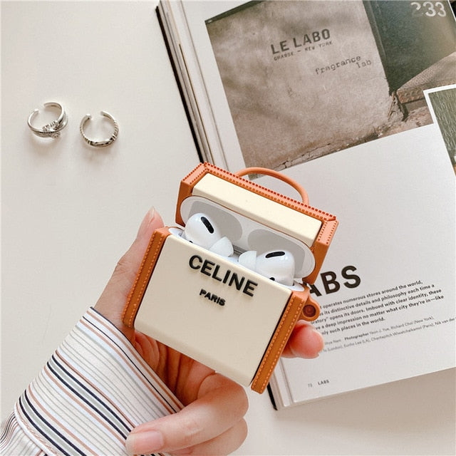 LUX HAND BAG - AIRPODS CASE