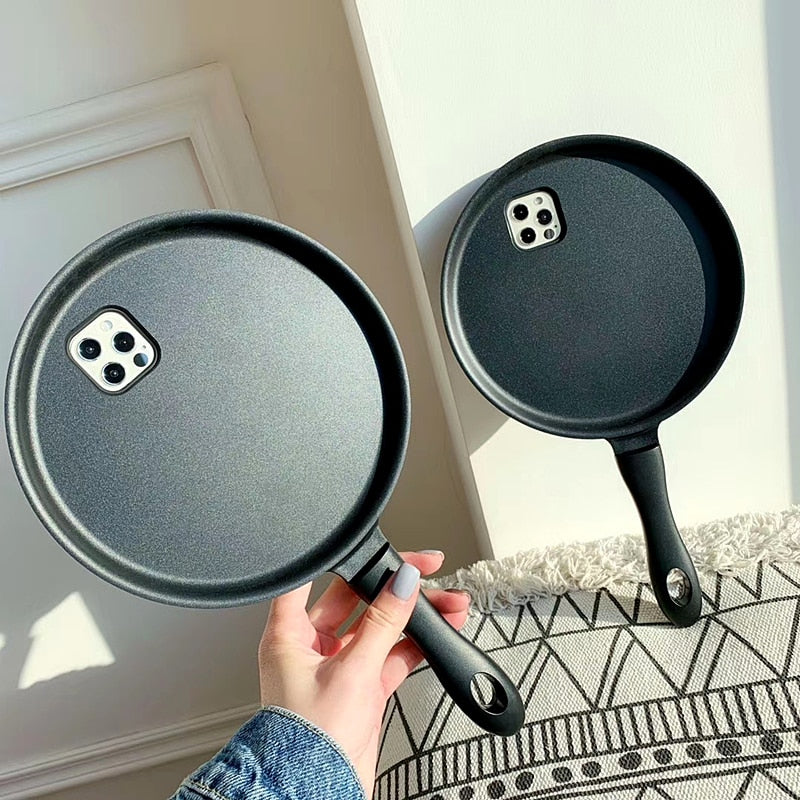 NON-STICK PAN - iPHONE CASE