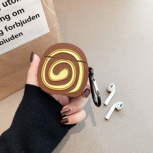 CINNAMON ROLLS - AIRPODS CASE