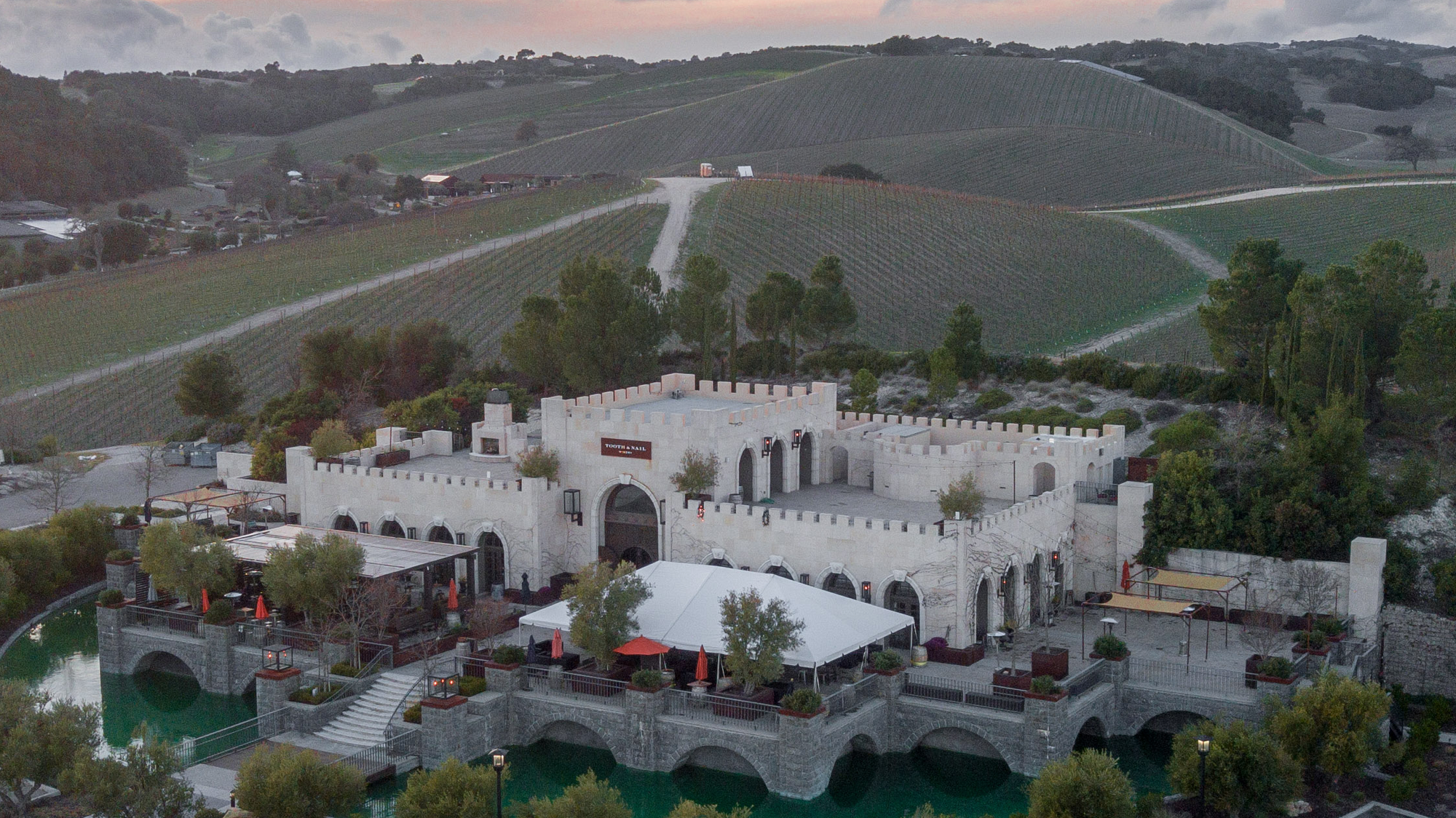 TOOTH & NAIL: THE PASO ROBLES CASTLE WINERY