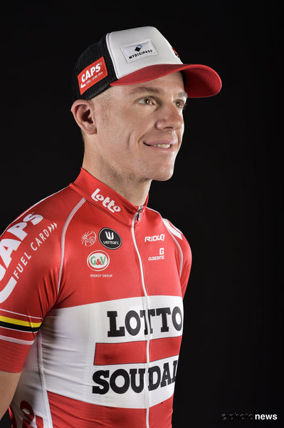 Lotto Soudal cap 2017