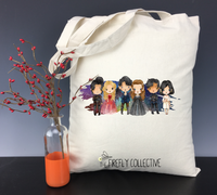 ACOTAR Light Weight Tote