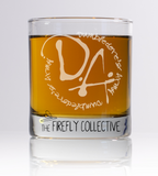 Harry Potter Inspired Laser Engraved Old Fashion/ Whiskey/ Rocks Glass