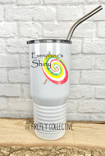 Firefly Serenity Stainless Steel Core Insulated Tumblers - You Choose the Graphic