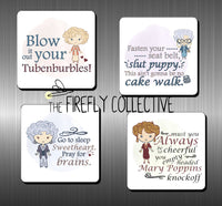 Golden Girls' Insult Mix & Match Magnets Make Your Own Set - Sophia Slut Puppy, Blanche, Dorothy, Rose, Tubenburbles, Snarky, Sassy, Classic