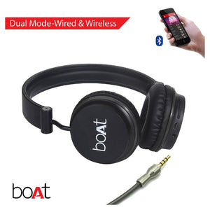 BOAT ROCKERZ WIRELESS HEADPHONE 410