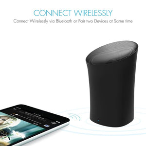 PORTRONICS SOUNDPOT BLUETOOTH SPEAKER