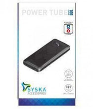Load image into Gallery viewer, SYSKA 5000MAH POWER BANK (P0510J)