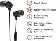 Load image into Gallery viewer, JBL T50 HI IN-EAR HEADPHONES By HARMAN
