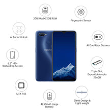 Load image into Gallery viewer, OPPO A11K (2GB/32GB)