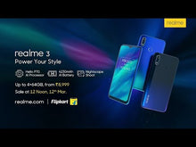Load and play video in Gallery viewer, Realme C3 3GB/32GB