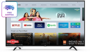 MI 4A 100 CM (40 INCH) SMART ANDROID TV