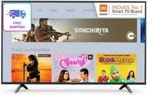 MI TV 4X 138.8 CM (55 INCH) ULTRA HD ANDROID LED TV