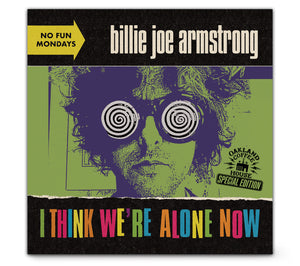 "Billie Joe Armstrong 7"" Vinyl Single and Coffee Bundle, New Subscriber Special Offer"