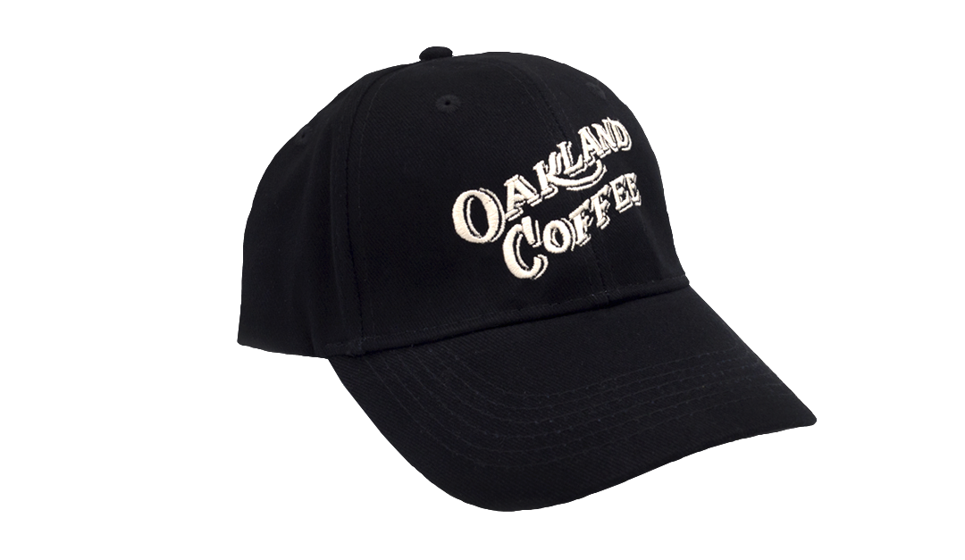 Oakland Coffee Embroidered Cap