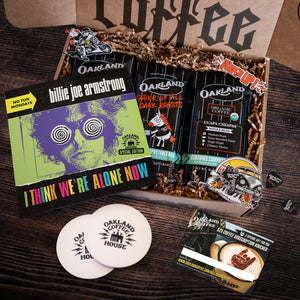 "Billie Joe Armstrong 7"" Vinyl Single and Coffee Bundle For Non-Subscibers"