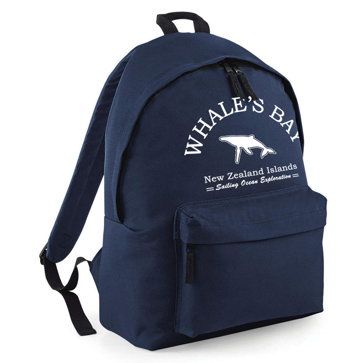 Zaino Whale's Bay mod. Citizen, blu
