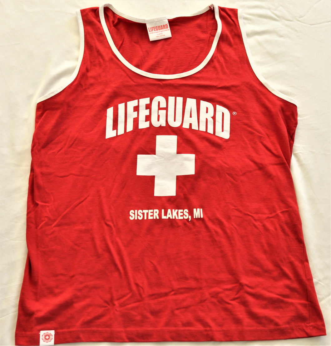 Lifeguard Men's Tank