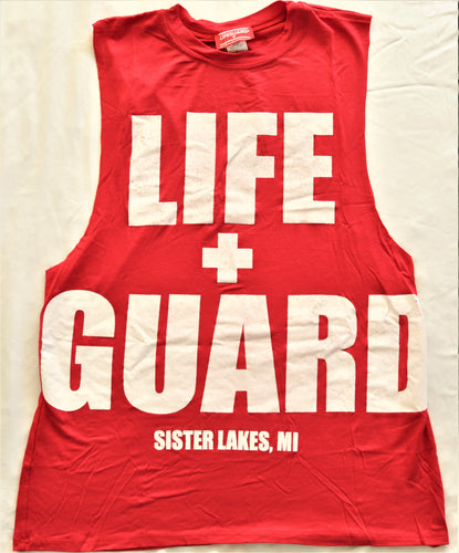 Lifeguard Muscle Tank (2 Colors)