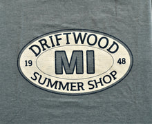 Load image into Gallery viewer, Driftwood Oval Plank T-shirt (3 Colors)