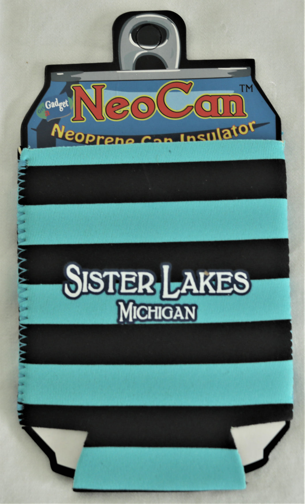 Sister Lakes Can Insulator (8 Colors)