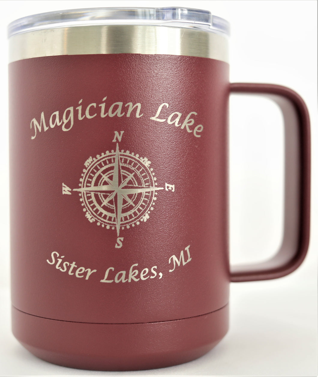 Magician Lake 16 oz. Coffee Mug