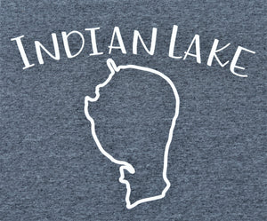 Indian Lake Soft Style T-shirt
