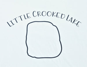 Little Crooked Lake Soft Style T-shirt