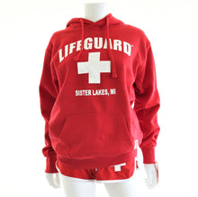Load image into Gallery viewer, Sister Lakes Lifeguard Youth Hoodie (2 Colors)