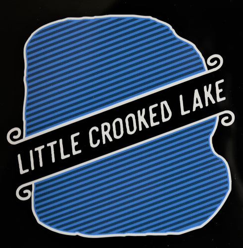 Little Crooked Lake Sticker